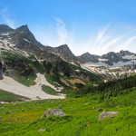 North Fork Meadows North Cascades National Park