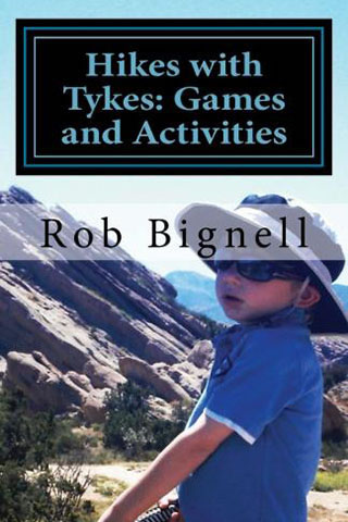 Hikes with Tykes Games and Activities Book Review