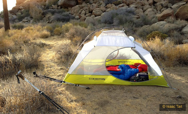 Easton Rimrock Tent Review & Easton Rimrock Tent Review - Seattle Backpackers Magazine
