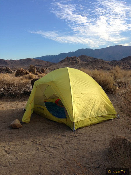 Easton 3 & Easton Rimrock Tent Review - Seattle Backpackers Magazine