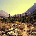 John Muir Trail Part III: Golden Staircase to Evolution Basin