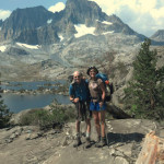 John Muir Trail 5: Thousand Island Lakes to Happy Isles