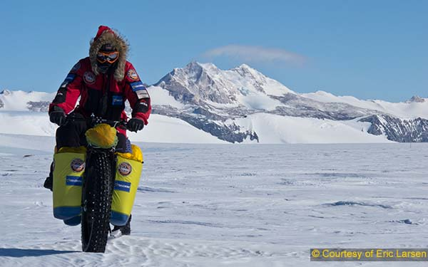 Eric Larsen Polar Explorer Interview