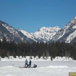 Gold Creek Pond Snowshoe