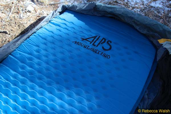 Alps Ultra-Light Air Pad Review