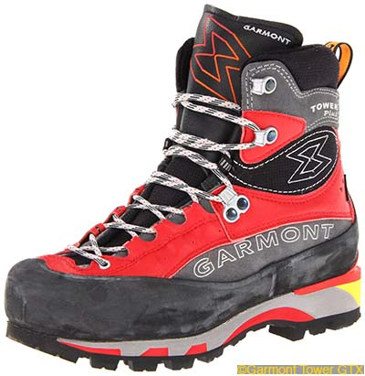 Garmont Tower Plus GTX Boot Review