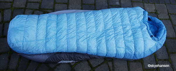 NEMO Harmony Spoon Women's Sleeping Bag Review