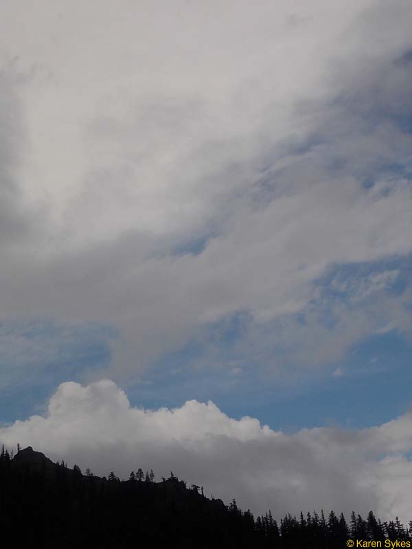 Weather Forecasting in the Backcountry: Thunderstorms