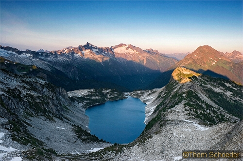 Explore North Cascades National Park – Meeting and Social for NCCC