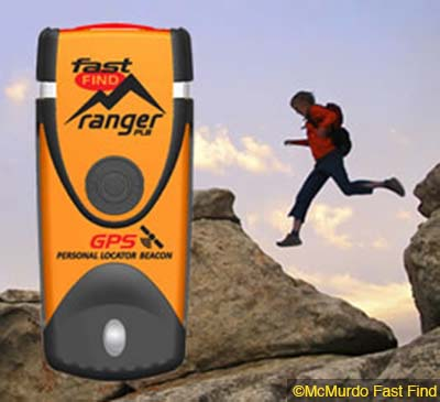 The McMurdo Fast Find Ranger PLB Review