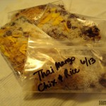 Backpacking Meals – Thai Mango and Chicken Rice