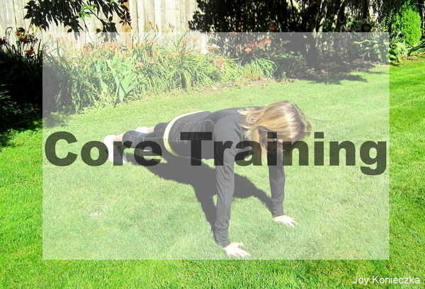 Core Training for Backpackers and Hikers