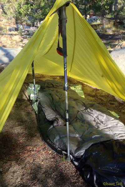 Sea to Summit Micro MCII Sleeping Bag Review