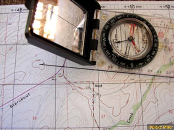 Selecting a Magnetic Compass