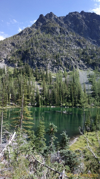 North Lake and Twisp Pass Hike