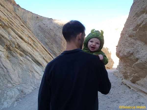 Screaming Toddlers – Kids on the Trail