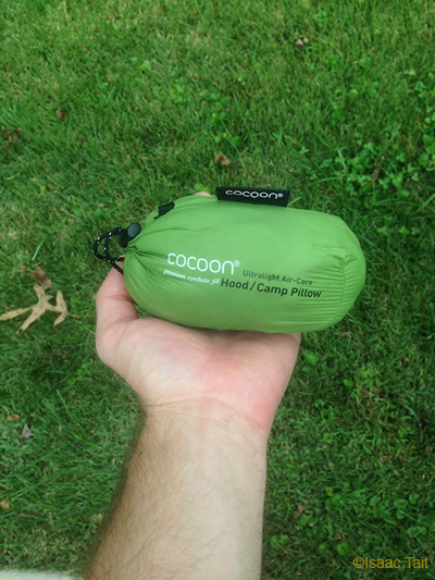 Cocoon UltraLight AirCore Pillow Review
