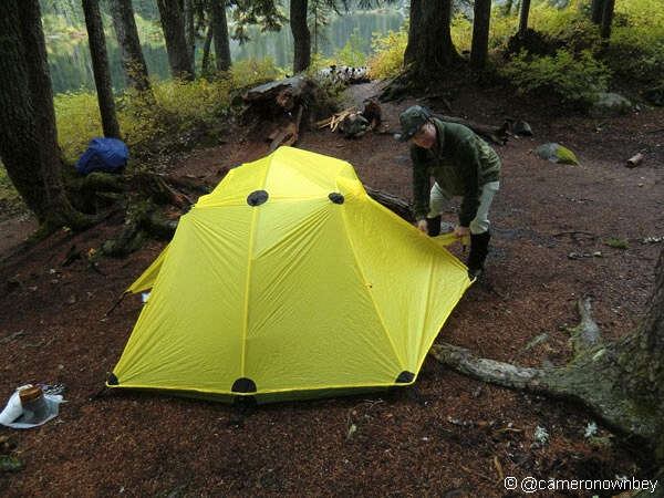 Brooks Range Tension 40 Tent Preview