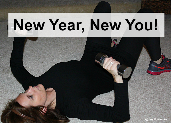 A New Year, A New You – 10 Exercises To Strengthen Your Body