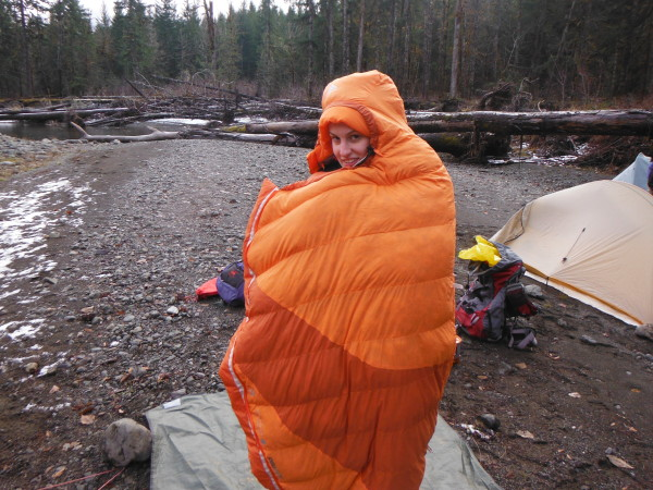 Kelty Ignite 0° DriDown sleeping bag Review