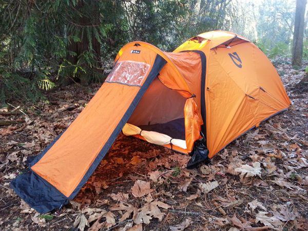 Nemo Tenshi four-season tent & Nemo Tenshi Four-Season Tent Review