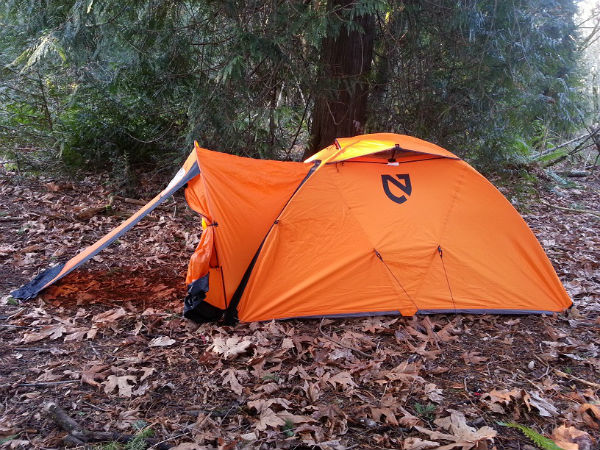 Nemo Tenshi Four-Season Tent Review
