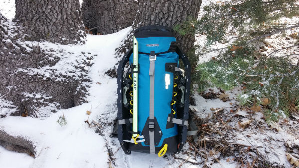 The 2014 Ortlieb Elevation Pro waterproof backpack