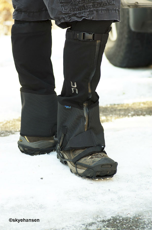 Hillsound Super Armadillo Nano Gaiters Review