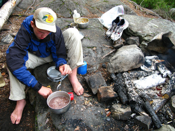 Easy Backpacking Meals