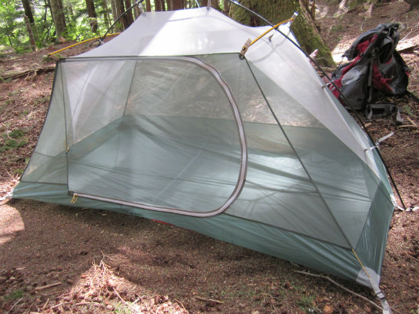 2-person 3-season tent & Brooks Range Tension 30 Review - Seattle Backpackers Magazine