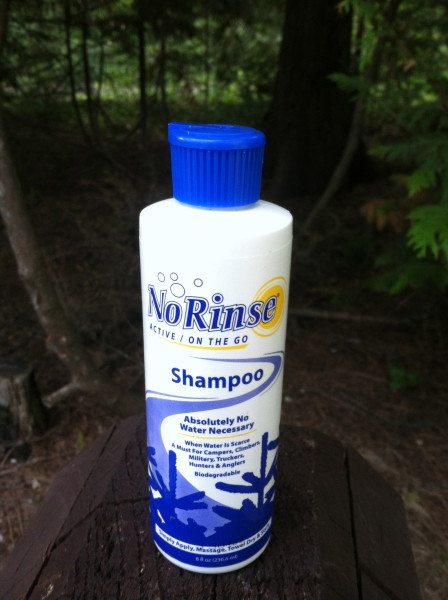 CleanLife No Rinse Shampoo