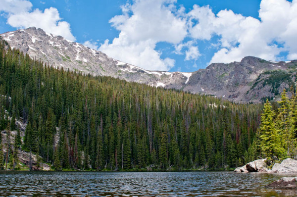 Colorado Wilderness Lakes