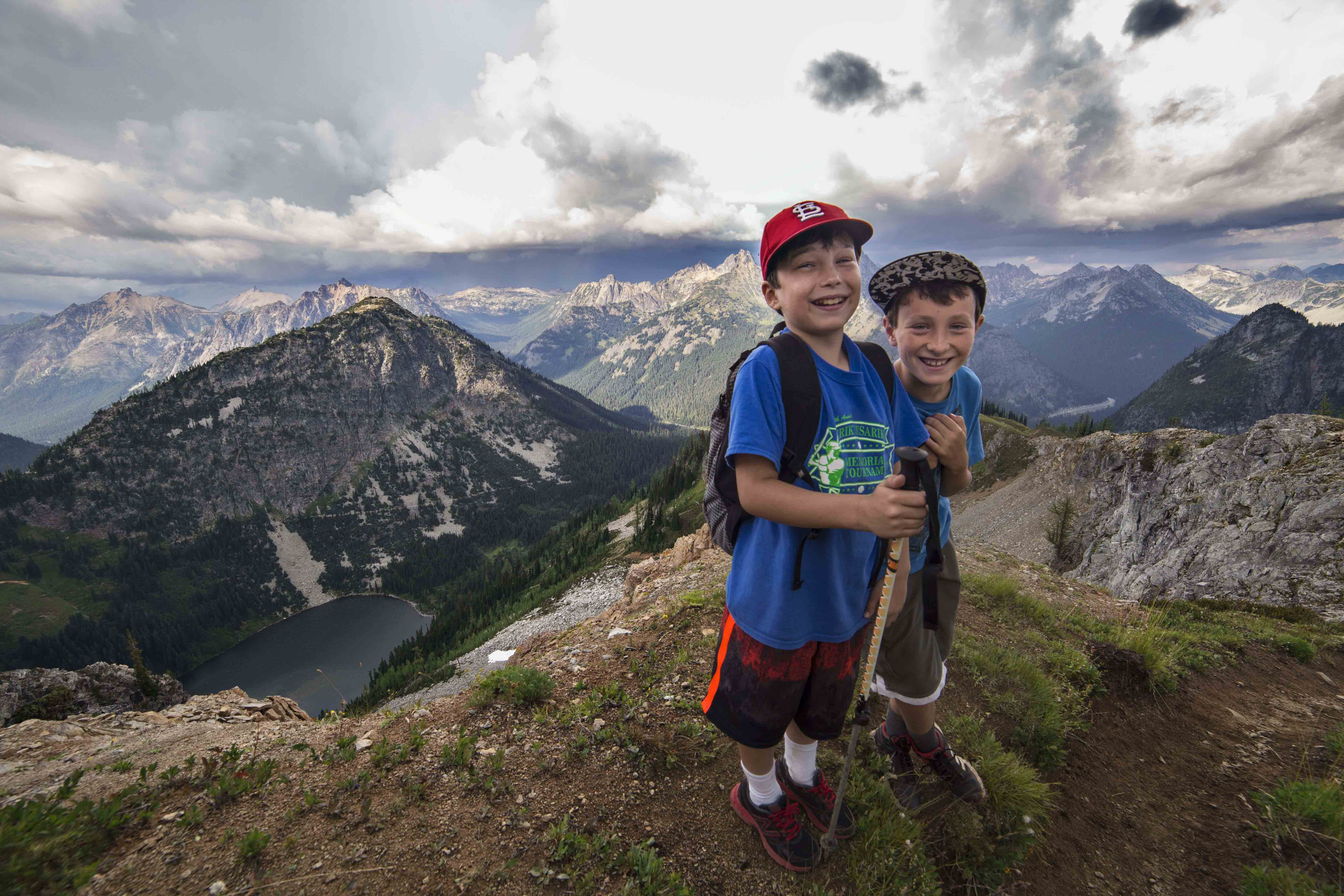 When Kids Get Lost: Preparing Your Child to be Safe Outside