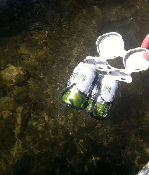 Booze for Backpacking