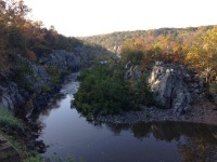 A Trip Down the Billy Goat Trail
