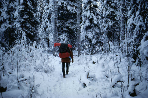 Recipes for Cold Weather Backpacking