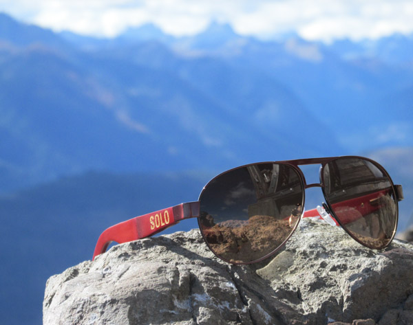 SOLO Eyewear Maverick Sunglasses