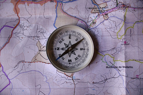 Finding Direction Without a Compass