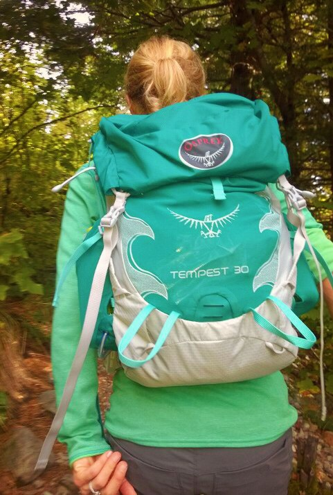 Osprey Tempest 30 Review Seattle Backpackers Magazine