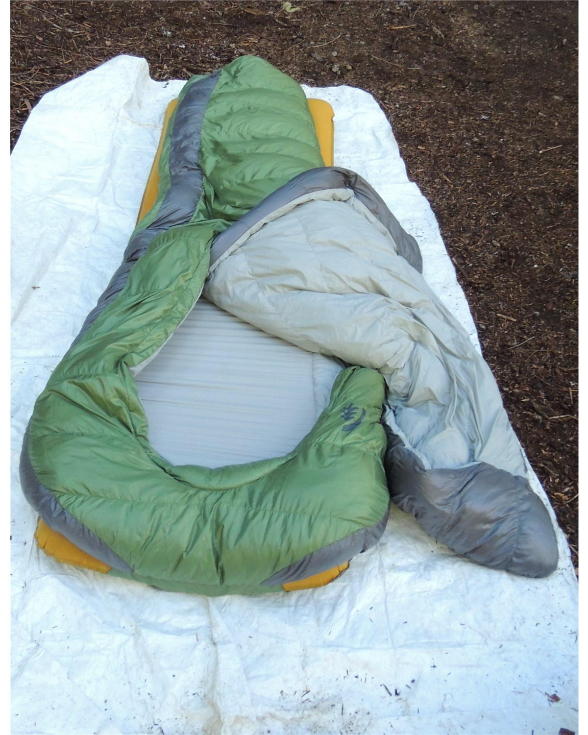 Sierra Designs Backcountry Bed Review