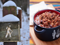 Winter Hiking Foods