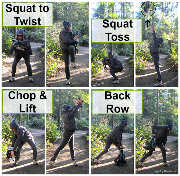 Get Fit on the Trail