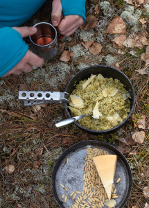 5 Lightweight Backpacking Dinner