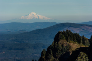 Hike Saddle Mountain