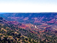 Hike Palo Duro Canyon
