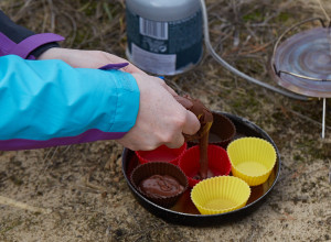 Baking on the Trail