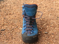 "The SALEWA ALP Trainer Mid Boots ""NEW for Fall 2015"" Review"