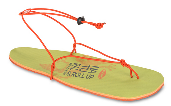 Lizard RollUp Packable Sandal
