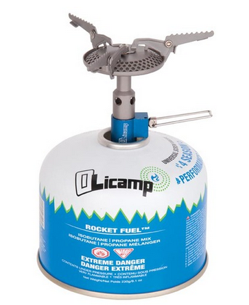 Olicamp Kinetic Ultra Titanium Stove