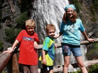 Beginning Hiking with Kids